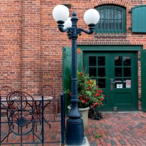 Toronto's heritage Distillery District is a pedestrian-only village set amidst amazing heritage architecture. The entire district is devoted to arts, culture and entertainment.