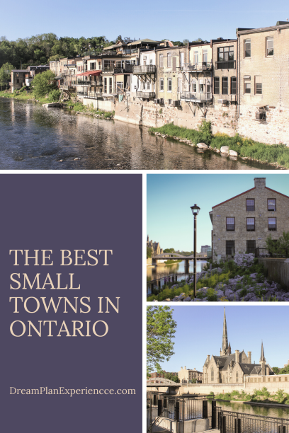 Ontario, Canada has so many charming small towns. Check out this list of the best ones to visit.