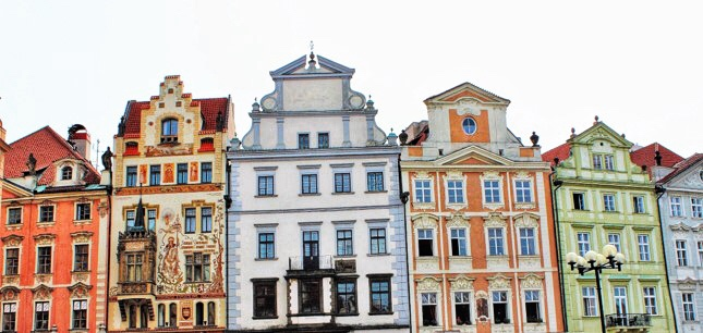 The heart of any European city is always the historic old town, and Staré Město is definitely that. Likely due to the fact that it has one of Europe's most specular town squares (called Staroměstské náměstí / Old Town Square), covering an area of over 9,000 square meters, from which the whole city can be explored from. It dates back to the 9th century where merchants from all over the world would meet here as the central crossroads point for trade routes. Today, it is bustling with activity and the constant crowds – morning, noon and night – are all part of the experience.
