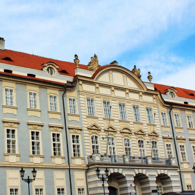 A Guide to Prague's Historical Quarters: Malá Strana | DreamPlanExperience.com