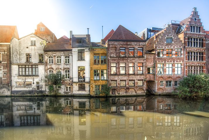 Ghent is a must see destination just outside of Brussels | 5 Cities Beyond Brussels | www.dreamplanexperience.com