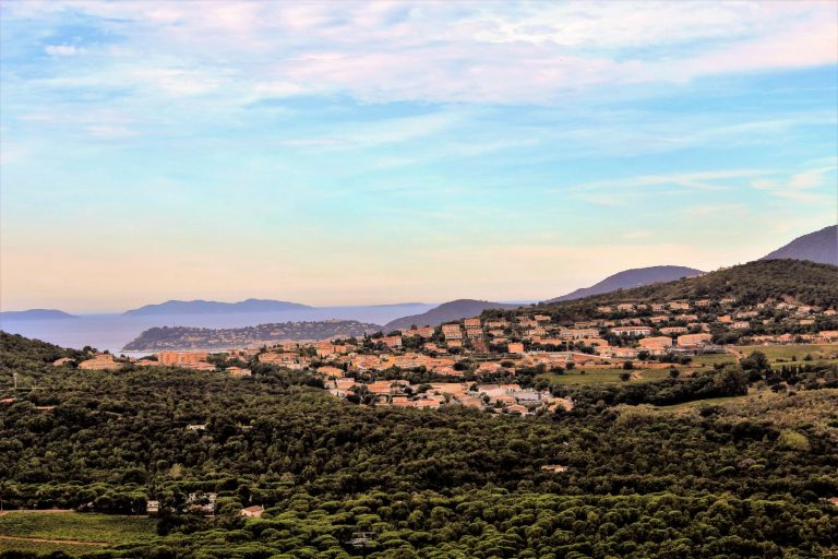 Visit Gassin, declared a Most Beautiful Village, in the south of France close to Saint Tropez