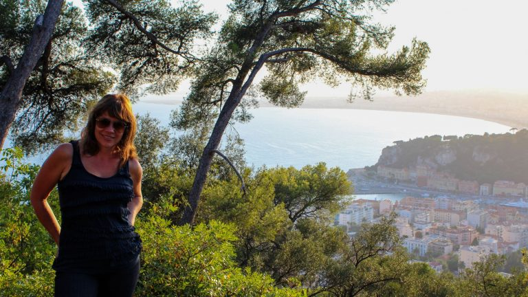 Mont Boron in Nice (France) a quiet escape in the city that offers the best views of the city