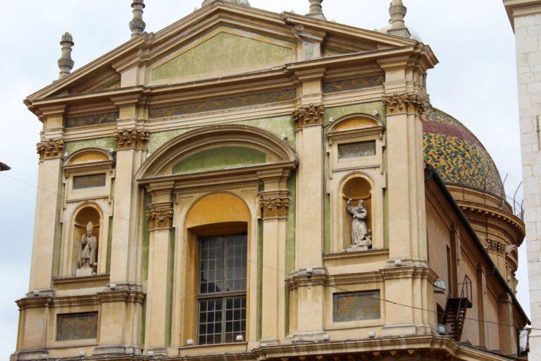 Nice (France) Sainte Reparate Cathedral