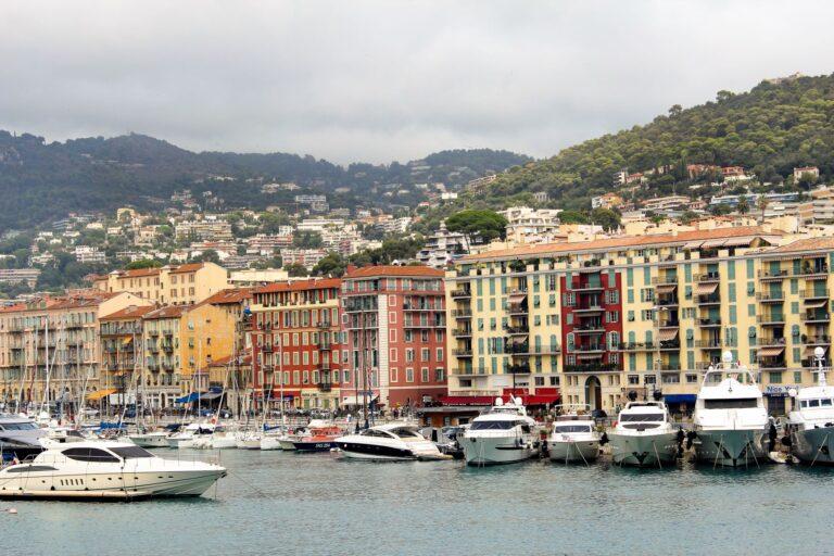 Nice (France) Old Port