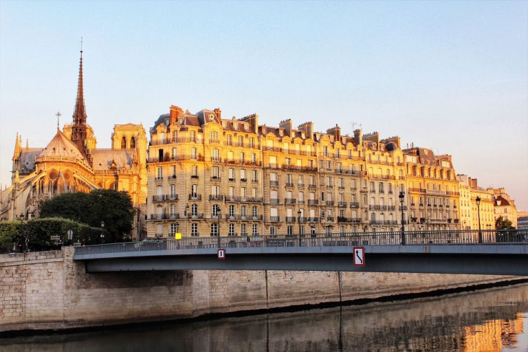 Visit the Île Saint-Louis for a glimpse into Parisian way of life.