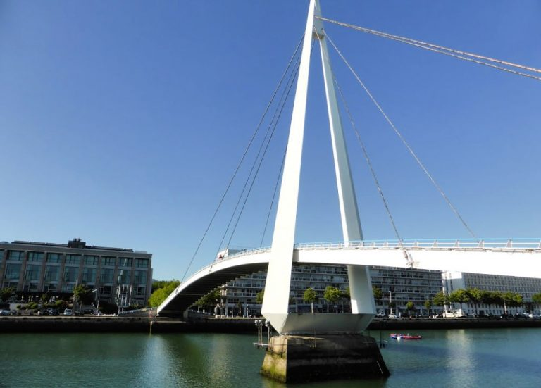 Le Havre was founded in 1517 at the mouth of the Seine River in the Normandy region of France.