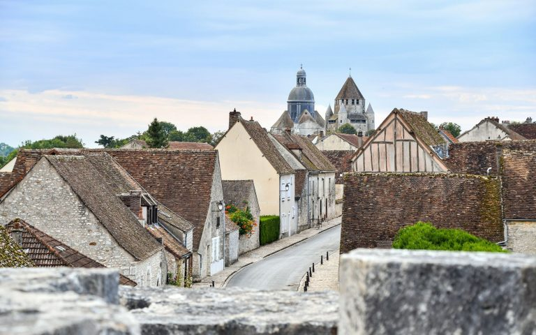 Provins, France - only 2 hours from Paris. A wonderful medieval town that is a UNESCO World Heritage site.