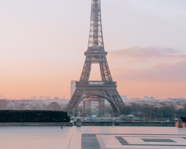 The banks of the Siene river in Paris has been designated UNESCO World Heritage status