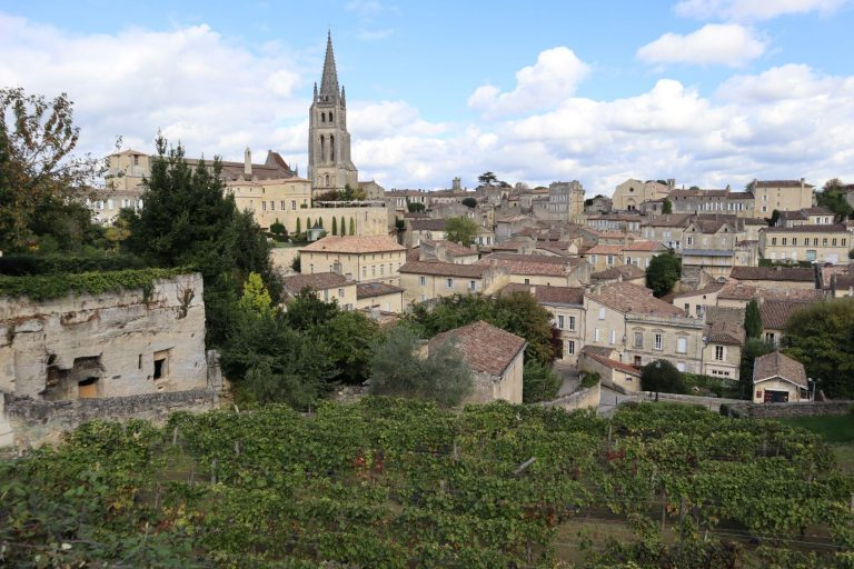 The St Emilion vineyards and surrounding town in Nouvelle Aquitaine in France were added to the UNESCO World Heritage Site list in 1999, in recognition of the vineyards from the area dating back to Roman times.