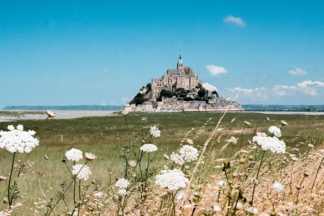 """Described by UNESCO as the """"Wonder of the West"""", Mont-Saint Michel is an impressive construction located on a small rocky island in a sheltered bay in the north of France"""