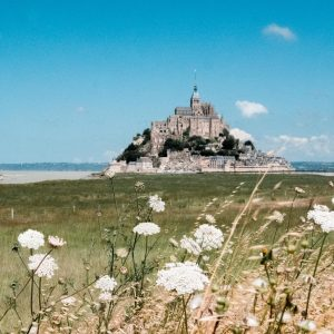 "Described by UNESCO as the ""Wonder of the West"", Mont-Saint Michel is an impressive construction located on a small rocky island in a sheltered bay in the north of France"