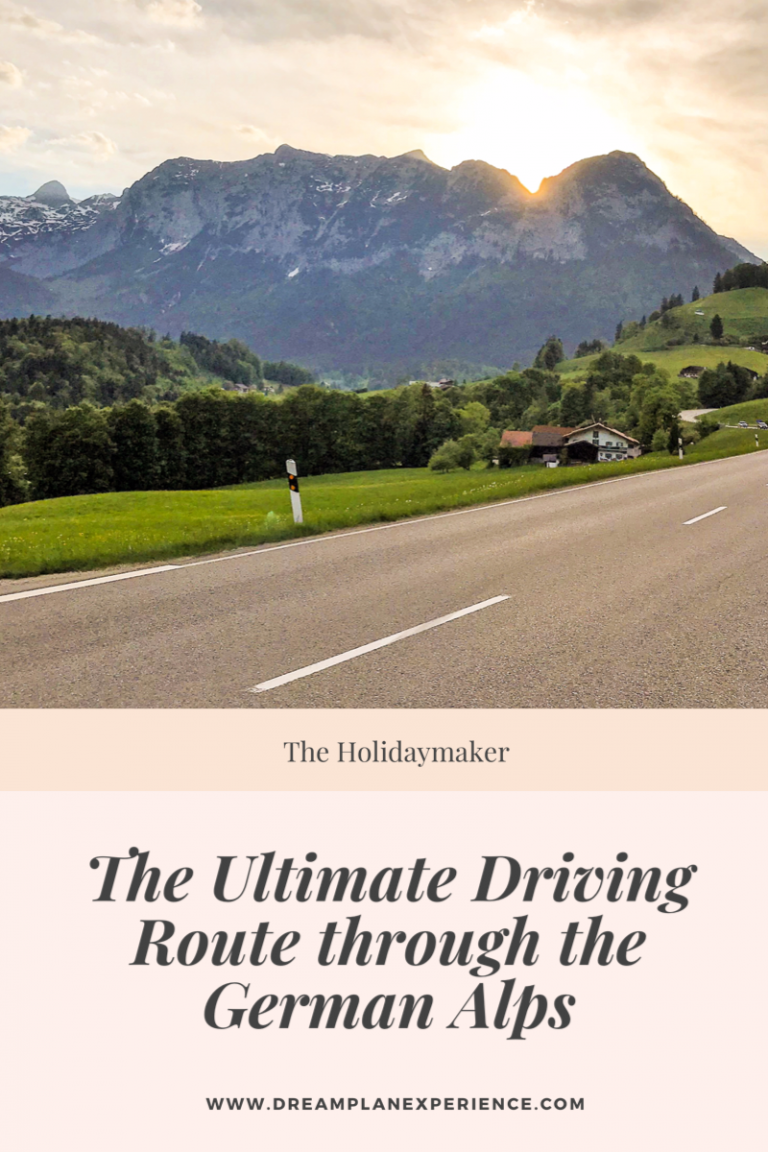 The Alpine Road in Germany - 450 km through the Alps and picturesque towns. Check out this guide letting you know all the top places to visit.
