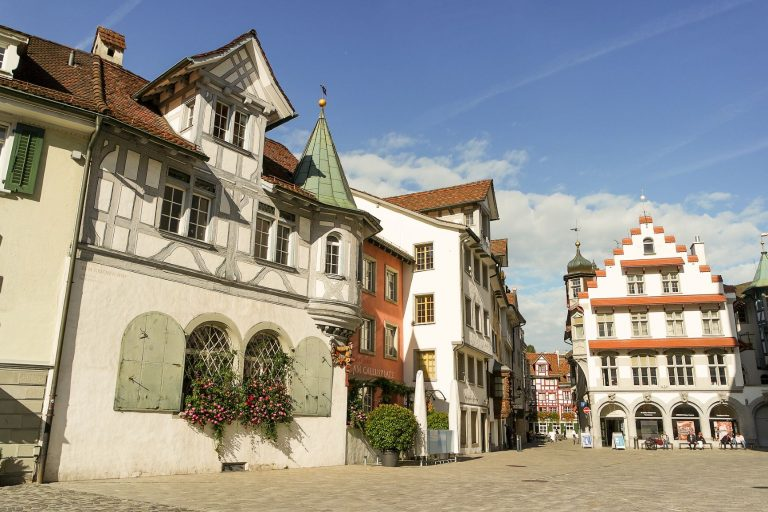 Visit St. Gallen, Switzerland, one of the top 5 must-see places while in the Lake Constance region of Germany.