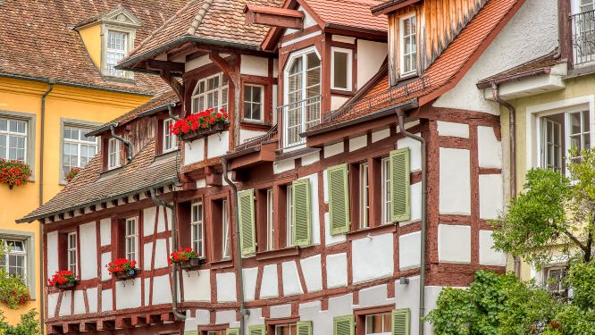 Lake Constance Germany a all-year round destination that straddles Austria and Switzerland