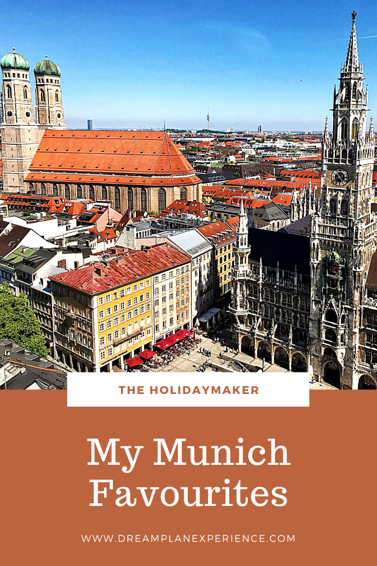 Munich, Germany a metropolitan city full of history, attractions and centrally located to explore southern Bavaria