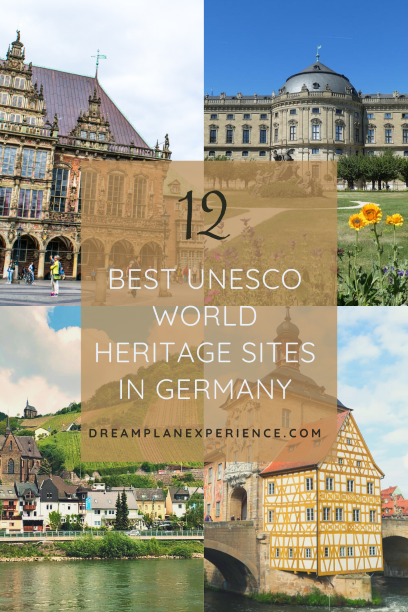 Visit some of the best UNESCO World Heritage sites in Germany