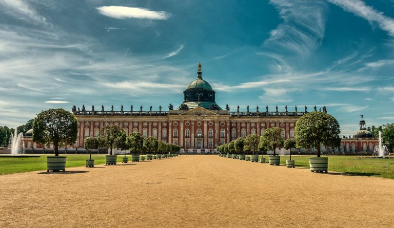 The Palaces of Potsdam Germany have deservedly earned a spot on the UNESCO World Heritage site