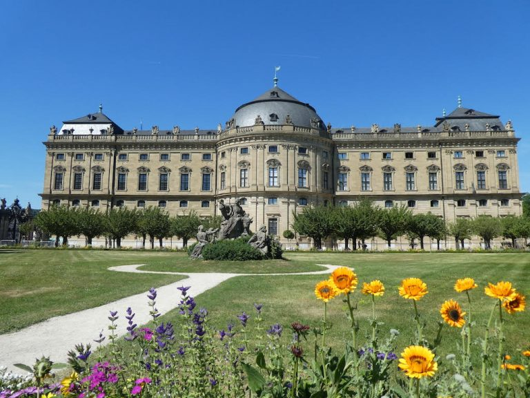 The Wurzburg Residence in Germany is an UNESCO World Heritage Site