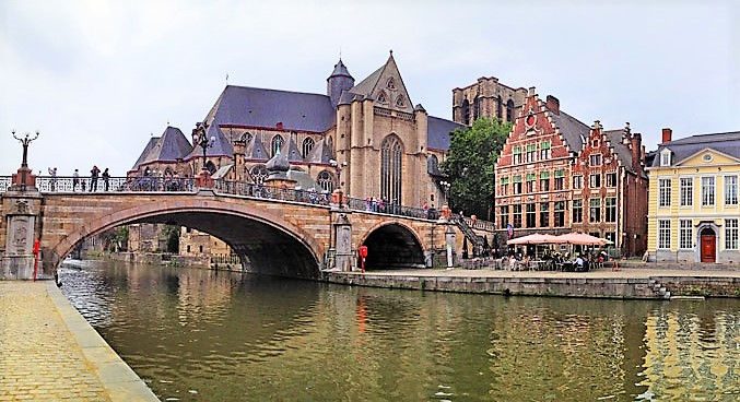 Ghent. 5 Must-See Cities Beyond Brussels