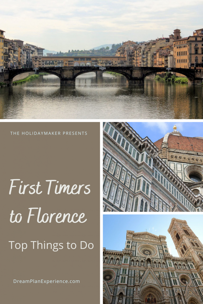 A guide to visiting Florence for the first time. What are all the important landmarks you need to visit. #Florence #Italy