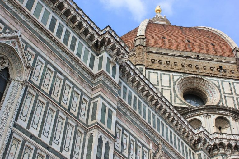 The Duomo in Florence is the city's most famous landmark