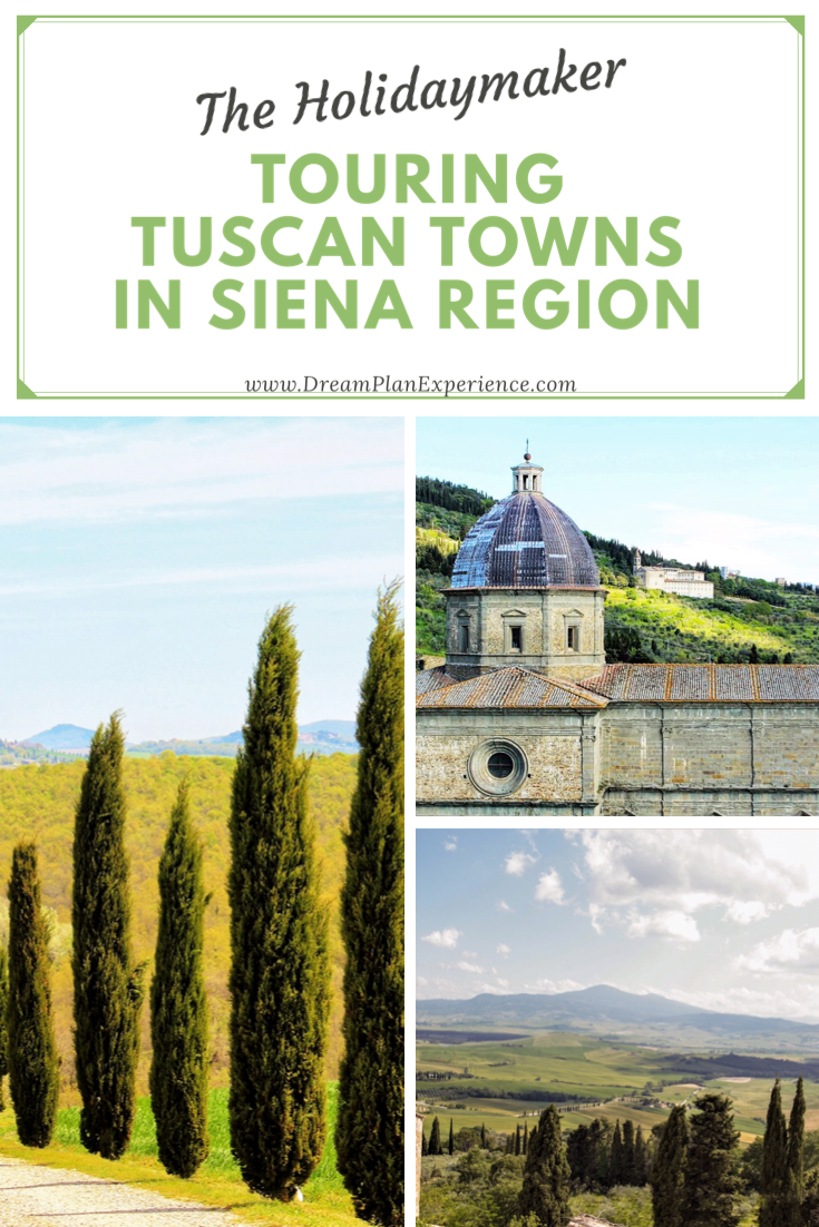 Visit some of the best Tuscan Towns in the Siena Region - Montepulicano, Siena, Pienza, Cortona, Arezzo
