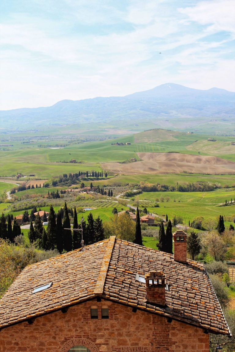 Touring Tuscan Towns - Pienza | www.DreamPlanExperience.com