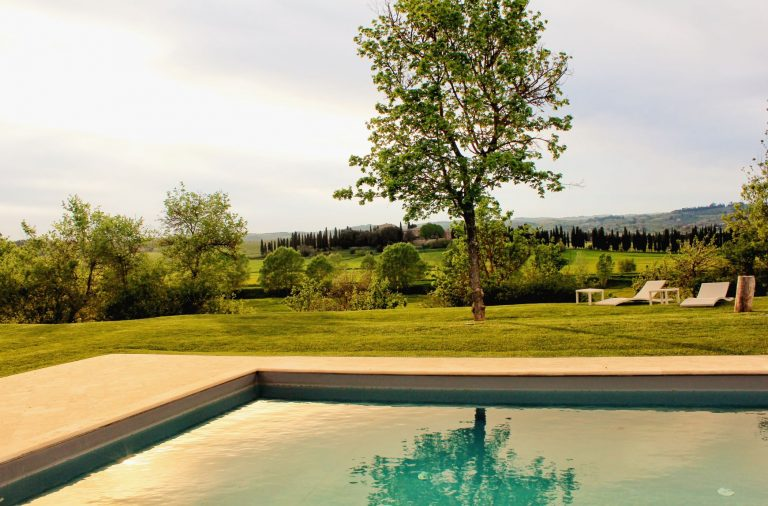 Stay at Siena House. A restored Italian villa in the Siena Region