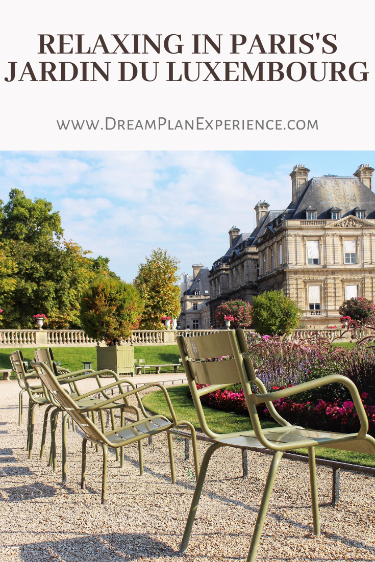 Paris's Most Beautiful Park: Jardin du Luxembourg | www.DreamPlanExperience.com