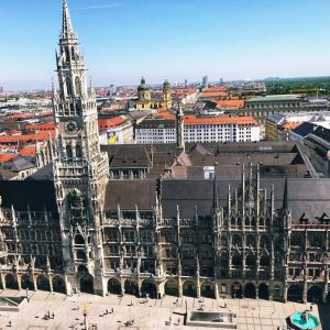 Visit Munich, Germany's 3rd largest city.