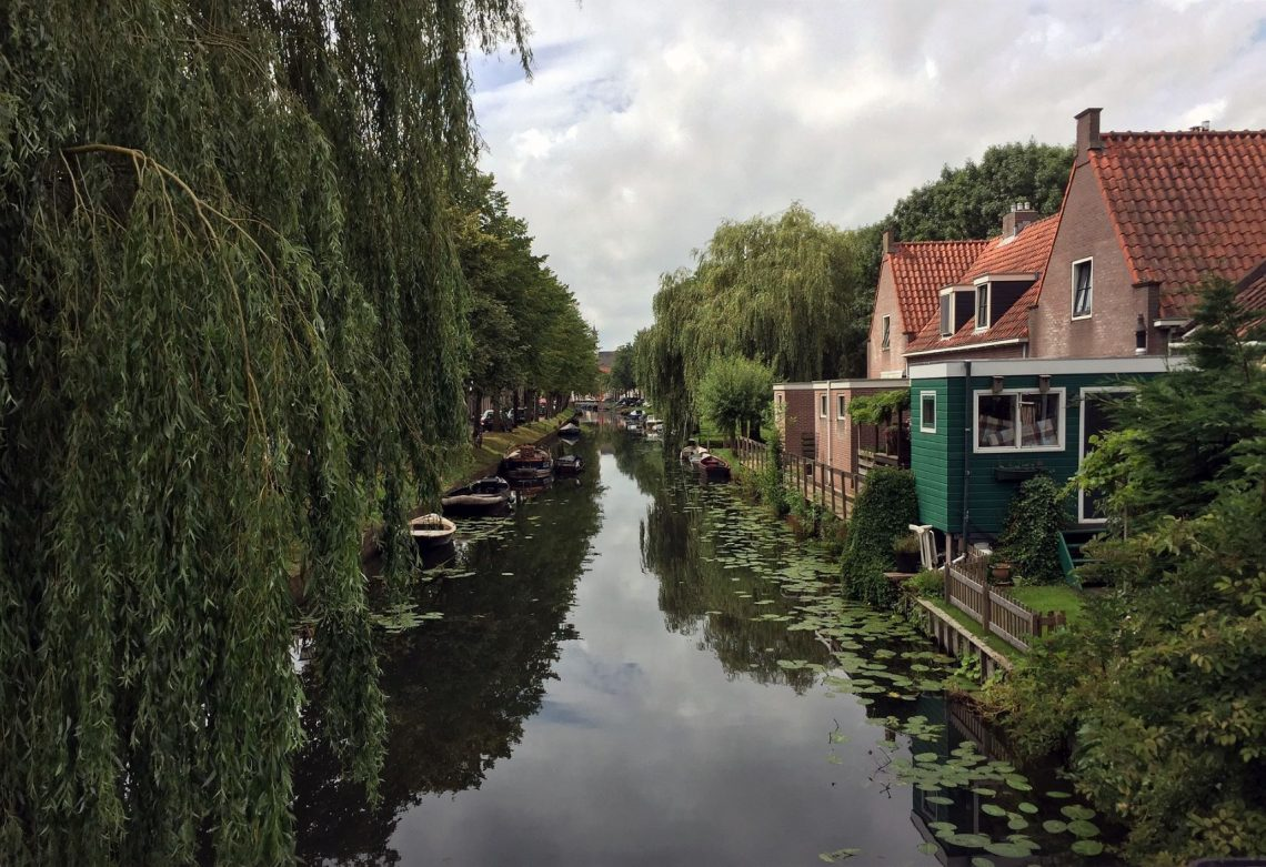 Visit some of the Netherlands charming countryside towns, just outside of Amsterdam. Edam, Volendam and Marken make for a great day trip.
