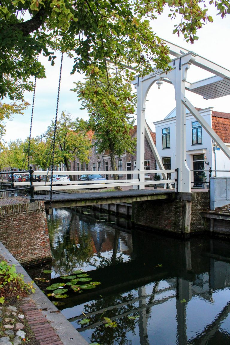 The quiet town of Edam in the Netherlands countryside makes for a great day trip from Amsterdam.