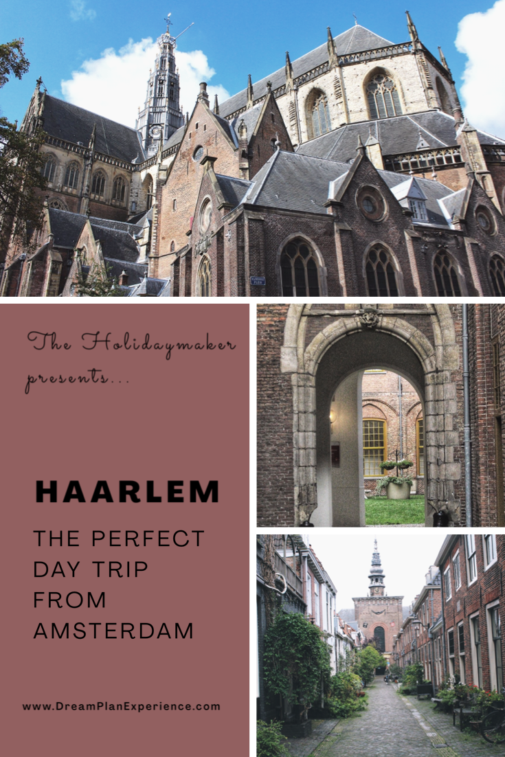 Visit Haarlem, Netherlands - only a short train ride away from Amsterdam