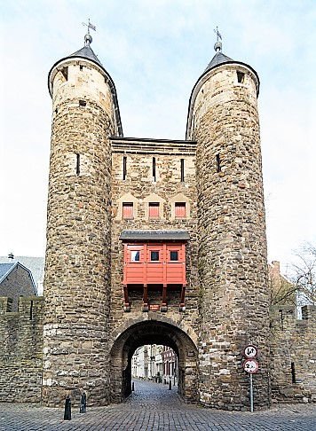 Visit the historical city of Maastricht, Netherlands.