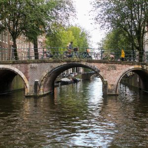 Netherlands - a country known for tulips, windmills, bikes and its laid-back café culture. As well as its 12 UNESCO World Heritage sites.