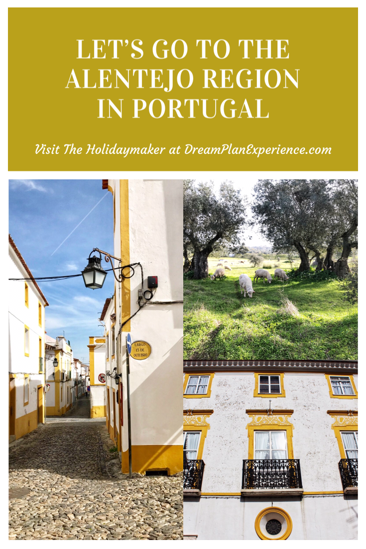 The Alentejo region of Portugal is often referred to as the new Tuscany. With its pastoral landscape, it includes endless olive trees, cork trees, vineyards and wheat fields. Much of the population make a living from agriculture. This area stretches across two-thirds of central and southern Portugal between the Algarve and Lisboa regions.