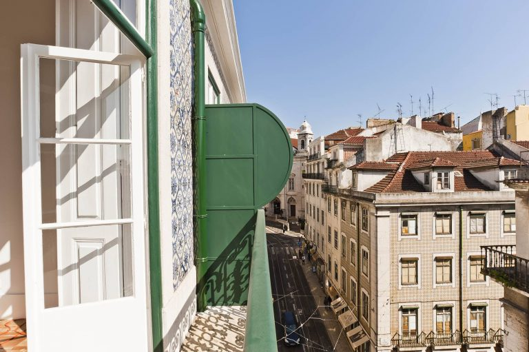 The Baixa House in Lisbon | www.DreamPlanExperience.com