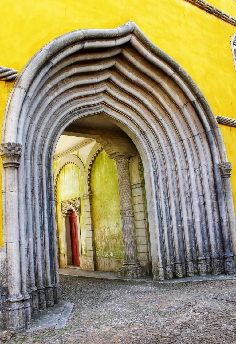 Pena Palace A Must-See Day Trip from Lisbon Portugal   www.DreamPlanExperience.com