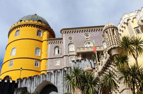 Pena Palace A Must-See Day Trip from Lisbon Portugal | www.DreamPlanExperience.com
