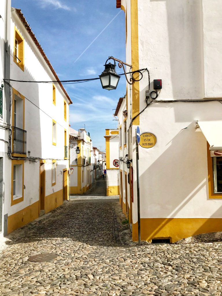 Arraiolos is a small town just north of Évora in the Alentejo region of Portugal.