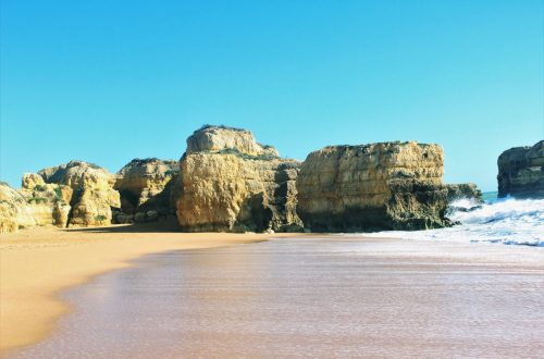 Almost everyone goes to the Algarve Region for its beautiful golden beaches. You know the ones with the soaring cliffs, the turquoise waters, the sea caves and unusual rock formations. Check out when to go, what to see and where to stay.