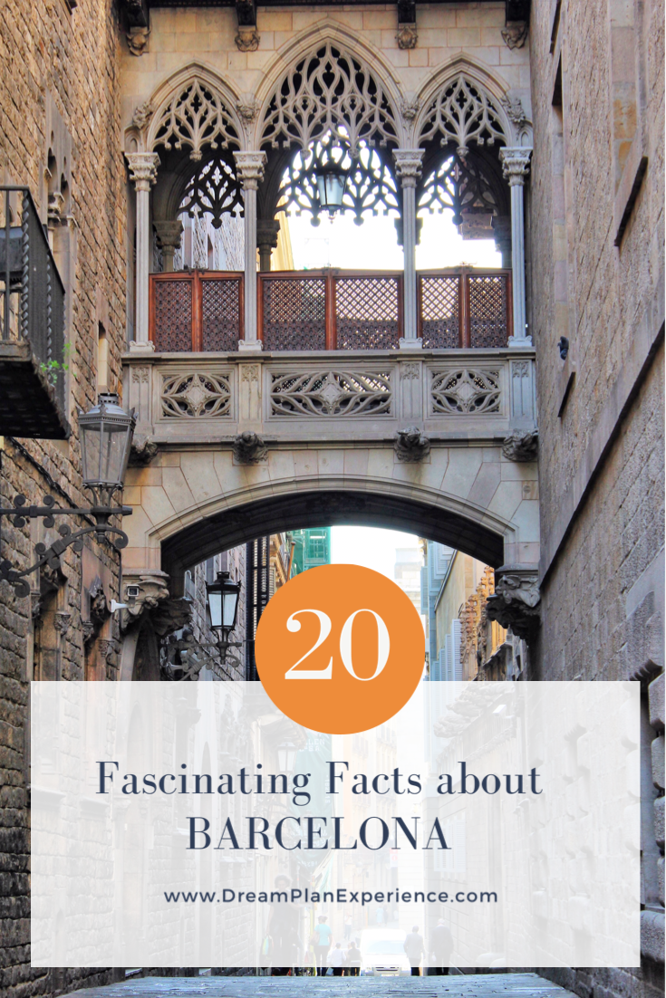 20 Fascinating Facts about Barcelona, Spain