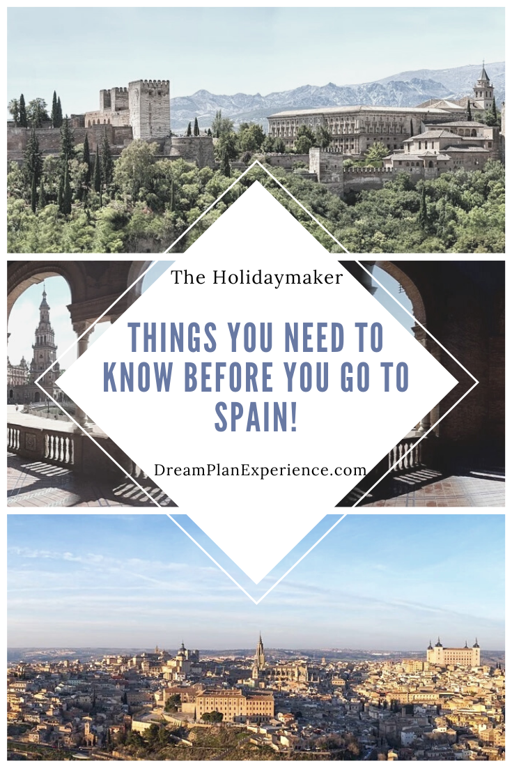 Everything you need to know about Spain before you go