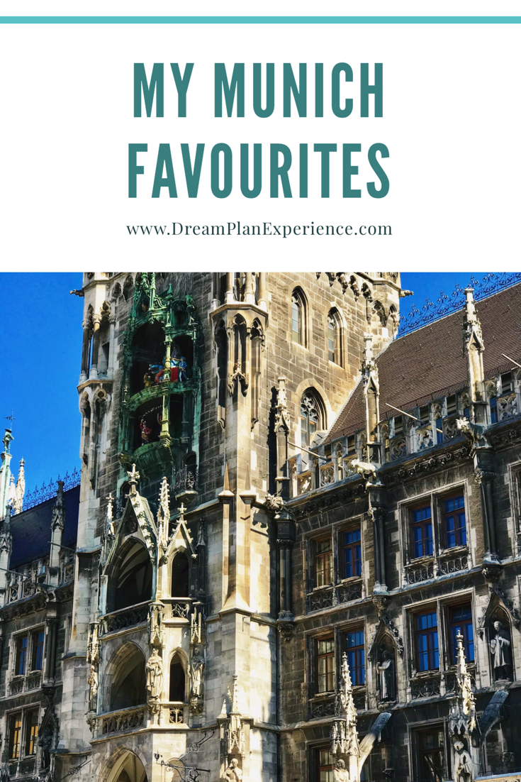 My Munich Favourites | DreamPlanExperience.com