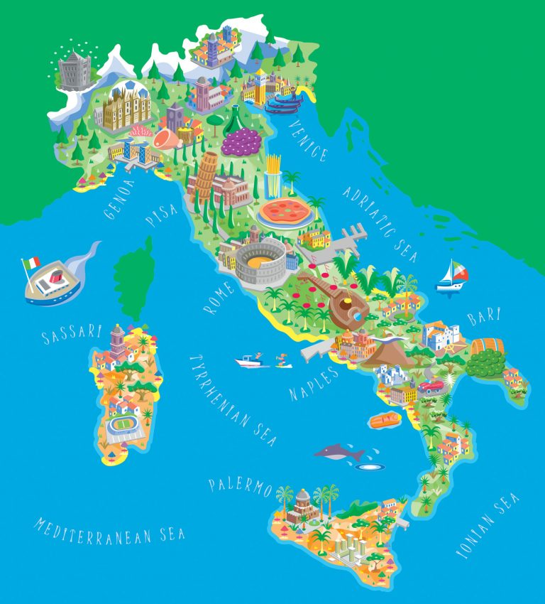 Things to know before you go…to Italy!