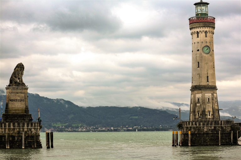 Lake Constance, Germany features 4 must see towns- Lindau, Konstanz, Meersburg and Mainau